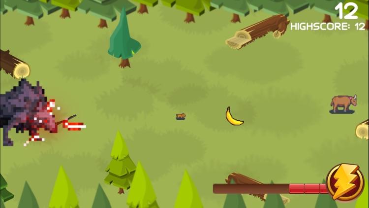 Adventure Hungry Wolf screenshot-3