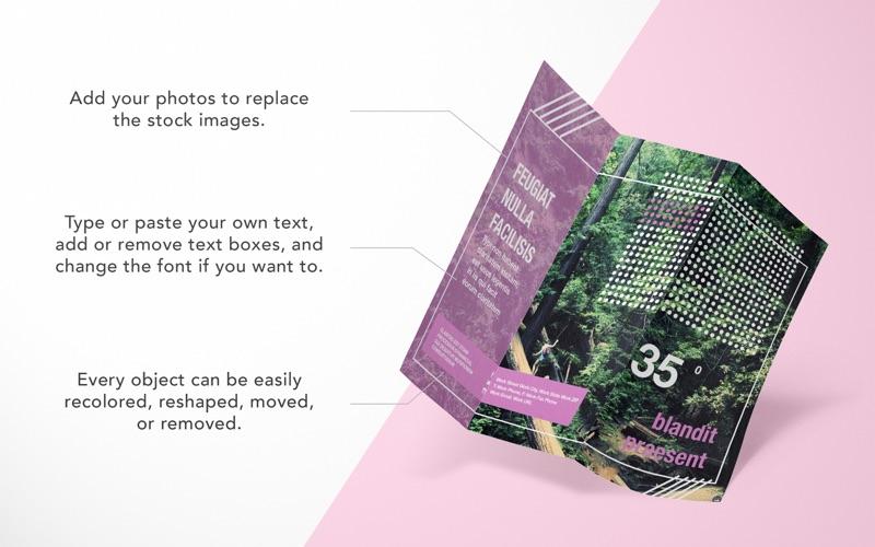 Brochure Templates - DesiGN Screenshots
