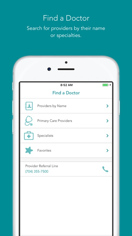 MyAtriumHealth screenshot-1