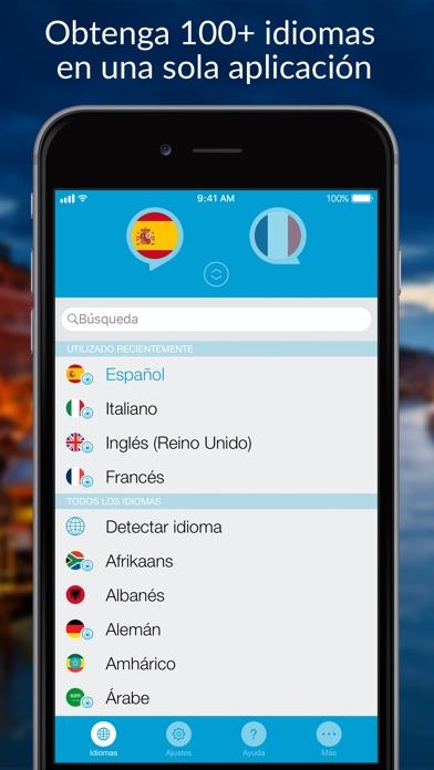 download Hablar y Traducir - Traductor apps 1
