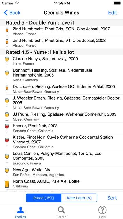 WineQuest screenshot-4