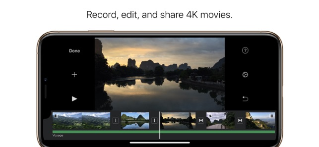 best free movie making apps for iphone
