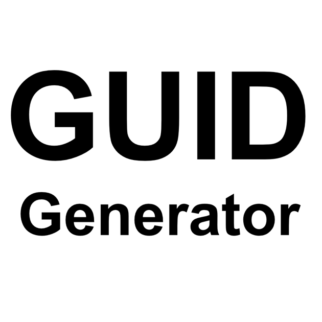 GUID-Generator on the Mac App Store