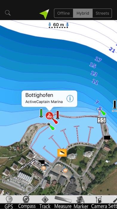 Thunersee - Brienzersee CartasCaptura de pantalla de3