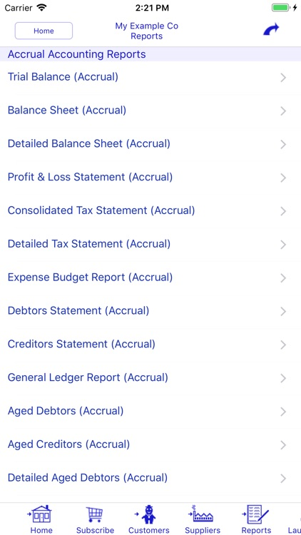 Bookkeeping screenshot-7