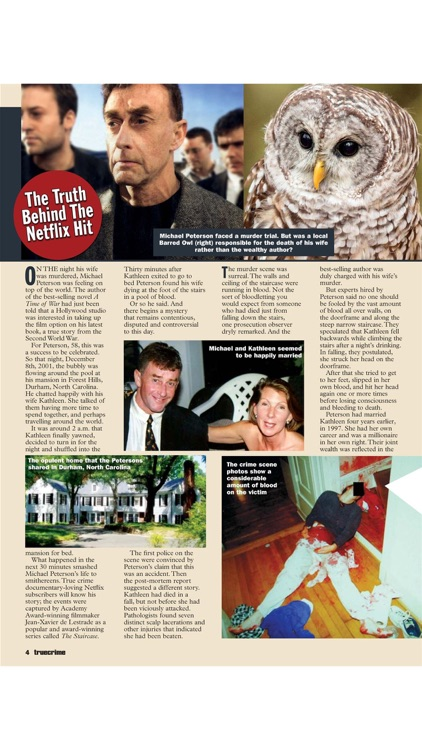 True Crime Magazine screenshot-0