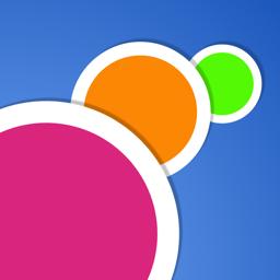 Ícone do app Color Dots - Infant Training