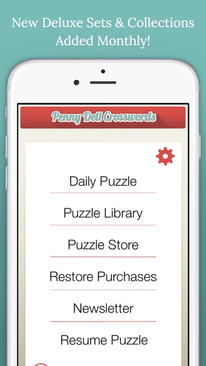 Penny Dell Crossword Daily screenshot-4