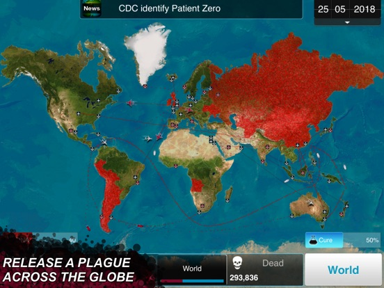 Image of Plague Inc. for iPad
