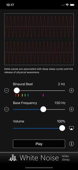 Binaural Beats Generator + on the App Store
