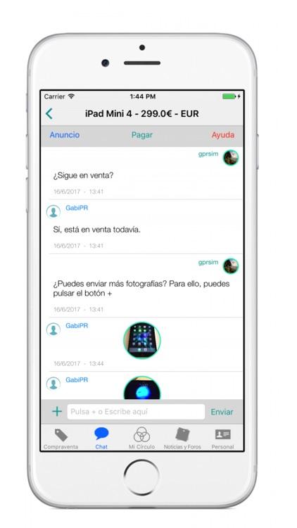 Marketpple - Compraventa y más screenshot-3
