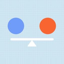 Physics Balls-Darw a line!