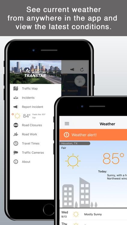 Houston TranStar screenshot-4