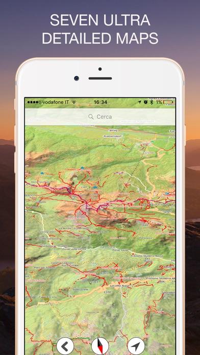 Altimeter GPS PRO screenshot1