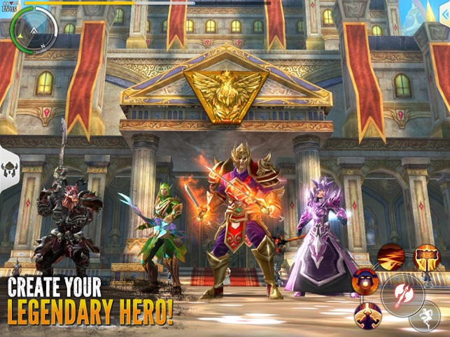 Order & Chaos 2-Fantasy MMORPG on the App Store