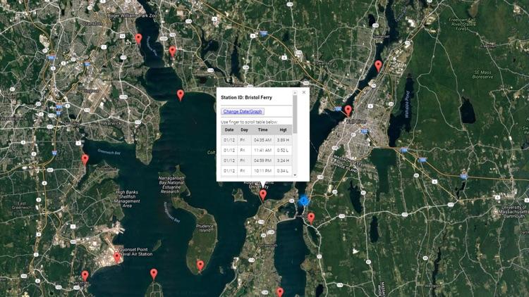 Rhode Island Tide Chart By Nestides