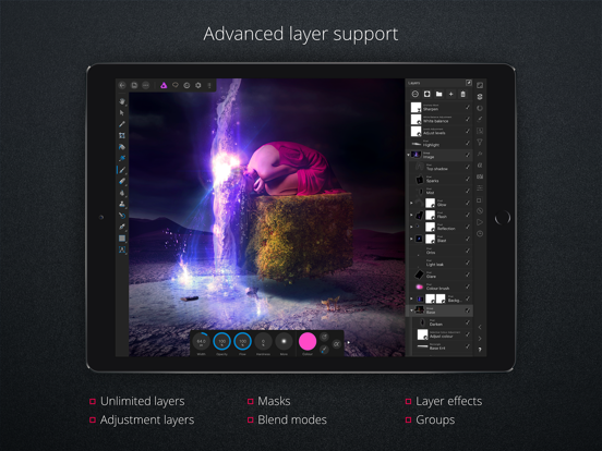 Screenshot #4 for Affinity Photo