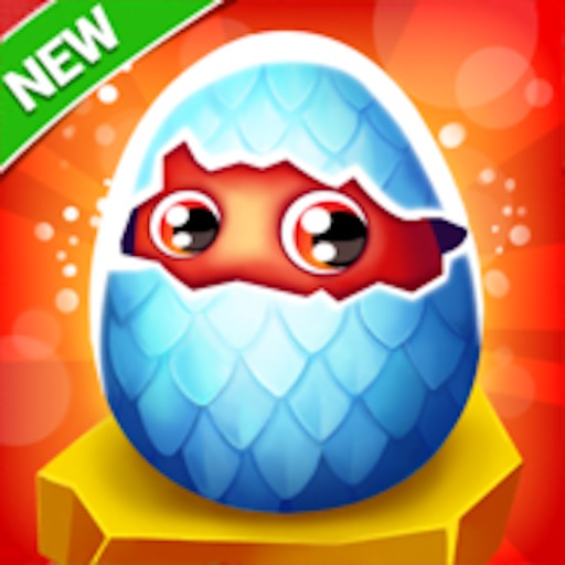 Tiny Dragons - Clicker Game