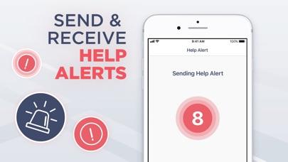 Safe24 - Find Family & Friends Screenshot