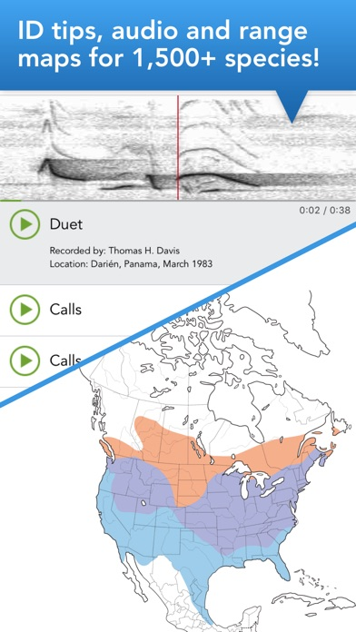 Screenshot for Merlin Bird ID by Cornell Lab in United States App Store