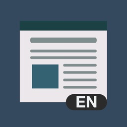 English News Reader