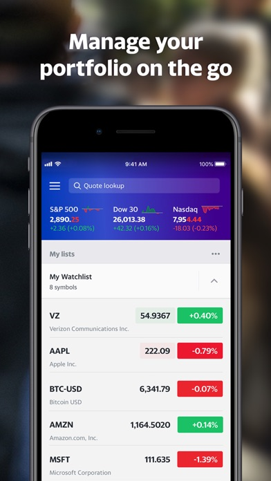 download Yahoo Finance
