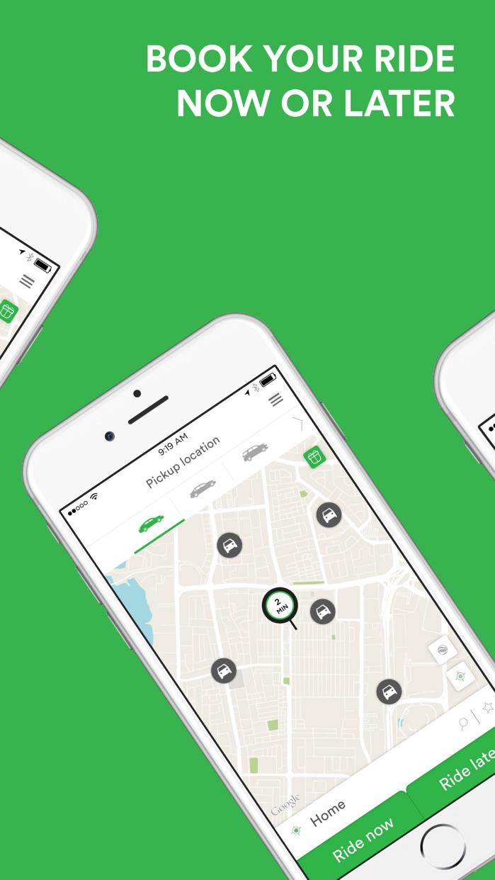 Careem كريم - Car Booking App Screenshot