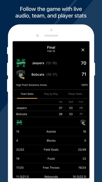 Quinnipiac Athletics screenshot-4