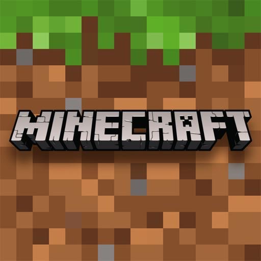 Minecraft application logo