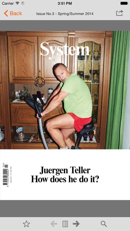 System Magazine