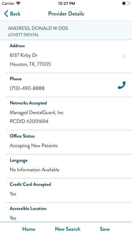 GUARDIAN® Providers & ID Cards screenshot-4