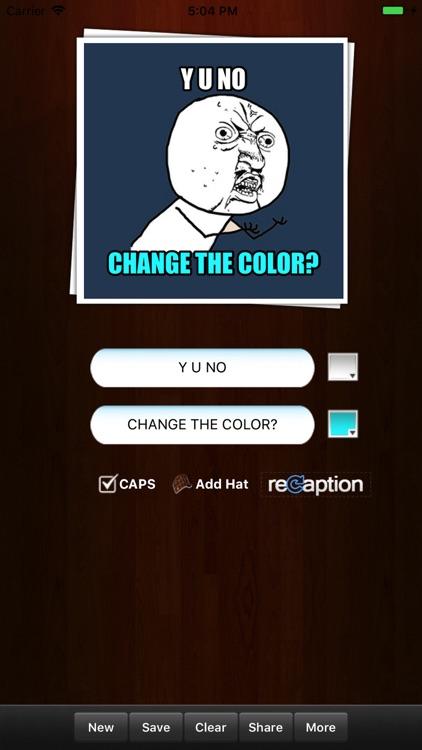 Meme Design Creator screenshot-3