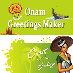Onam Greetings Maker For Onam Messages & Images