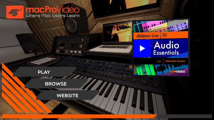 Audio Course For Ableton Live screenshot-0