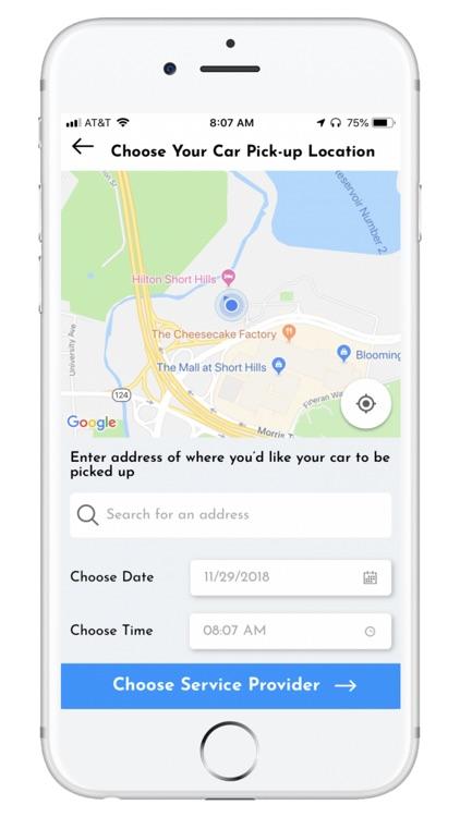Torque: On-demand Car Services screenshot-3