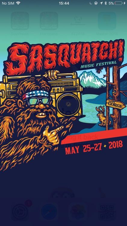 Sasquatch! Festival 2018