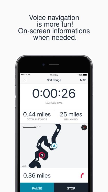 Ridebot - Navigation GPS