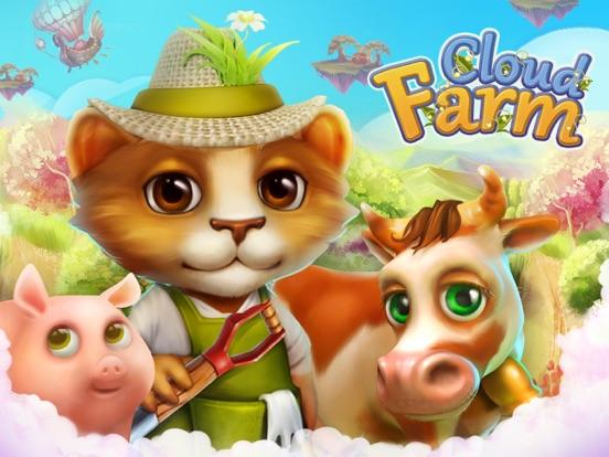 Облачная Ферма на iPad