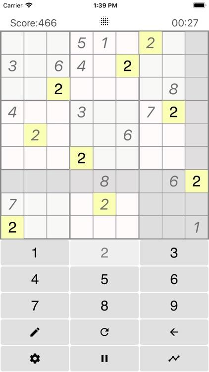 17 Sudoku - Hard Sudoku Game by Wen Zhenpeng