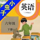 小虫子(PEP人教小学英语六年级下册) icon