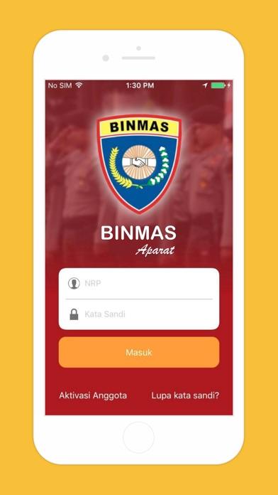 Binmas Aparat-0