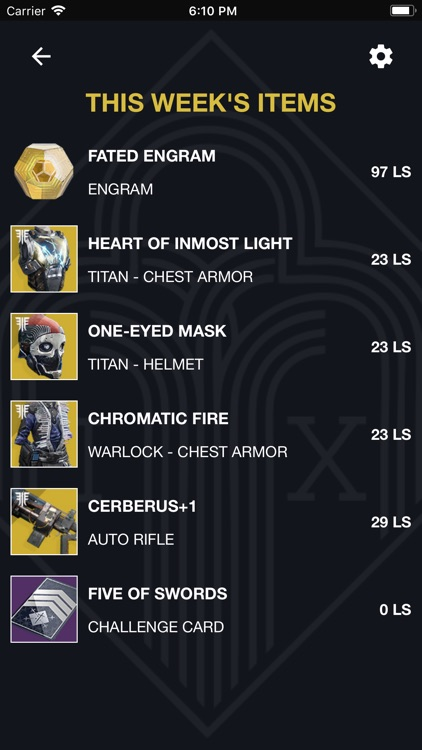 Where is Xur? - for Destiny 2