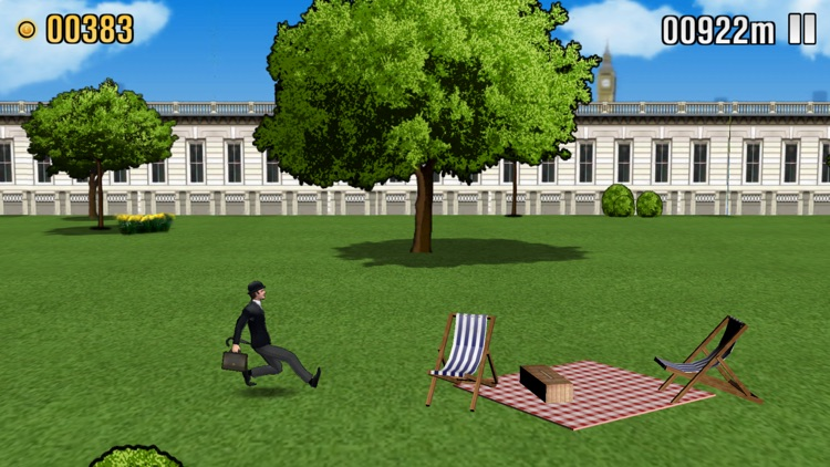 Monty Python's The Ministry of Silly Walks screenshot-3