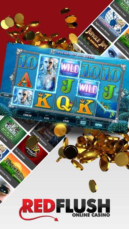 Red Flush Online Casino screenshot-4