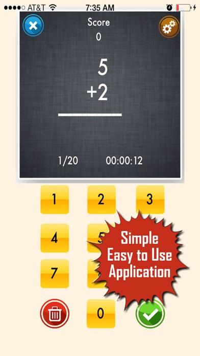 My Math App - Flashcards-1