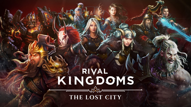 Rival Kingdoms: The Lost City screenshot-0