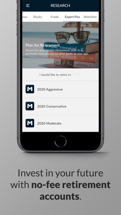 M1 Finance - No Fee Investing screenshot-5