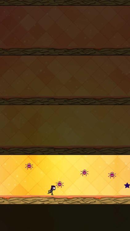 Impossible Ninja Dash screenshot-3