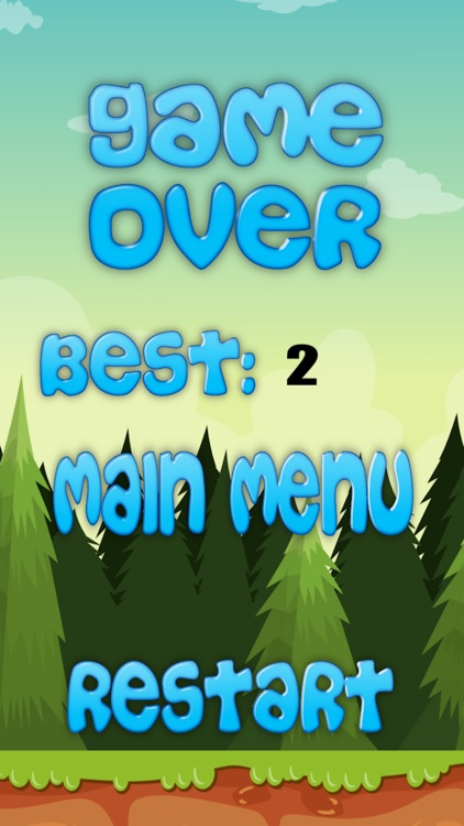 BlueBird - Addictive Flappy Game for Teens screenshot-4