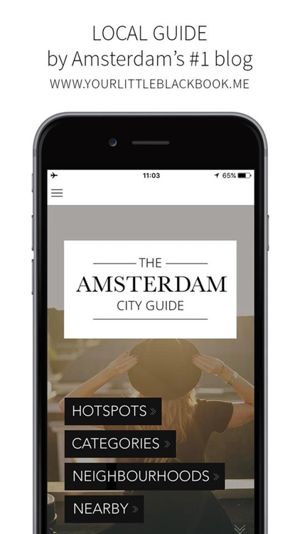 Amsterdam City Guide -YOURLBB